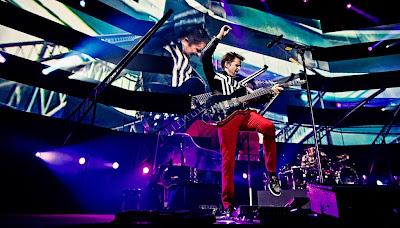 Muse, música, Reino Unido, Rock