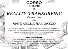 NOVITA'!!!! CORSO DI TRANSURFING!