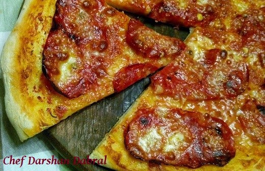 RECETA PIZZA