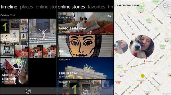 Lumia Storyteller for Windows Phone