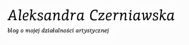 Aleksandra Czerniawska