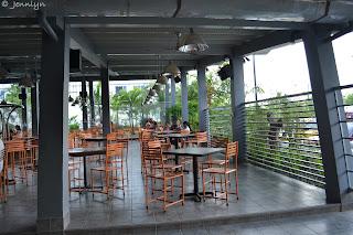 east block veranda