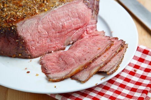 The Perfect Roast Beef on Closet Cooking