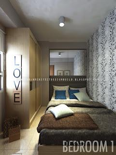 Design Interior Apartemen Puncak Kertajaya