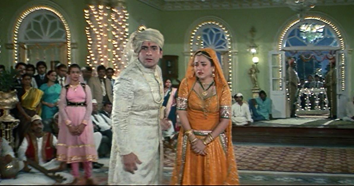 Mandakini, Rajiv Kapoor