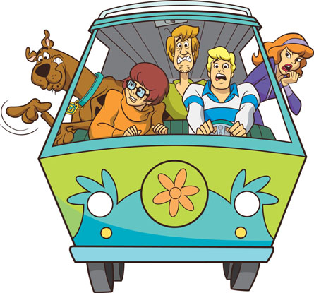 Team Colors Desenhos Animados