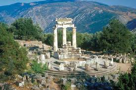 family holiday ancient greece