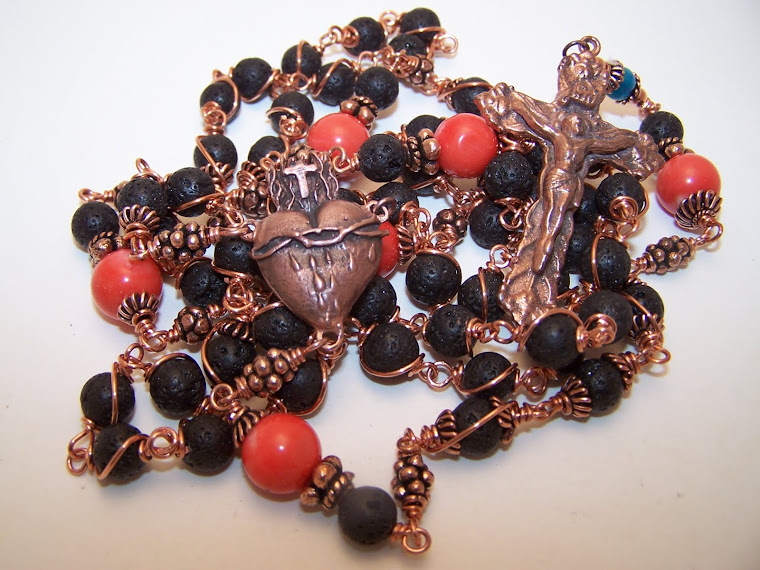 No. 121.  The Catholic Harley Davidson Riders Rosary