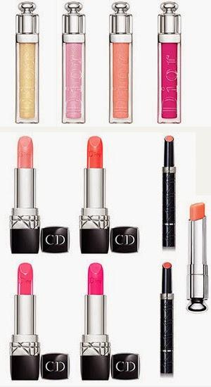 Smartologie: Dior Spring 2014 Makeup Collection