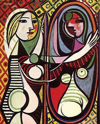 Movimientos art sticos y tendencias est ticas mujer for Cuanto cuesta un espejo