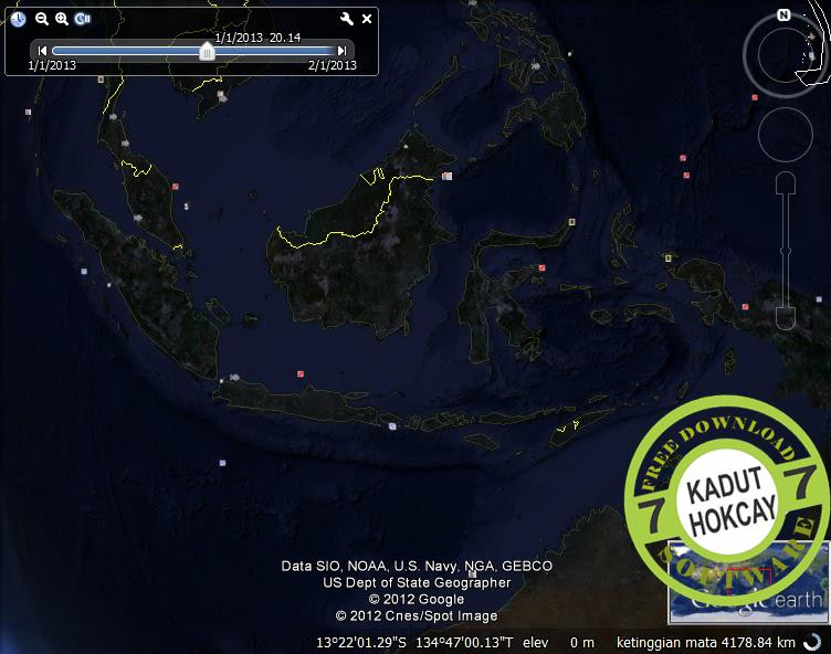 Google Earth Pro 7.0.2.8415 Full Version