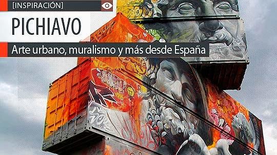 Arte urbano, muralismo y más de PICHIAVO