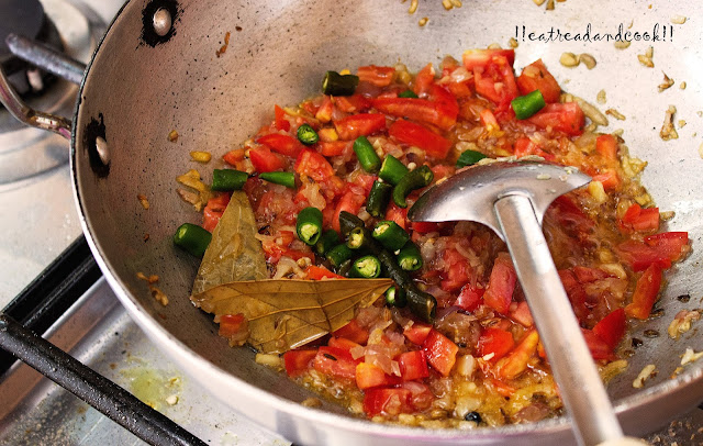 soya keema masala recipe