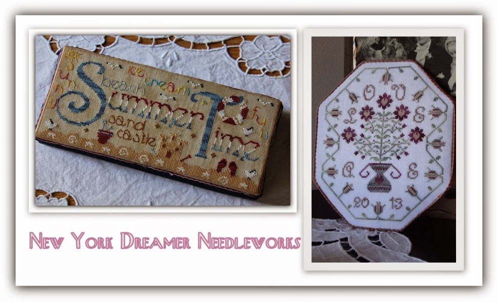 ♥ New York Dreamer Needleworks ♥