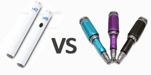 electronic cigarettes vs portable vaporizers