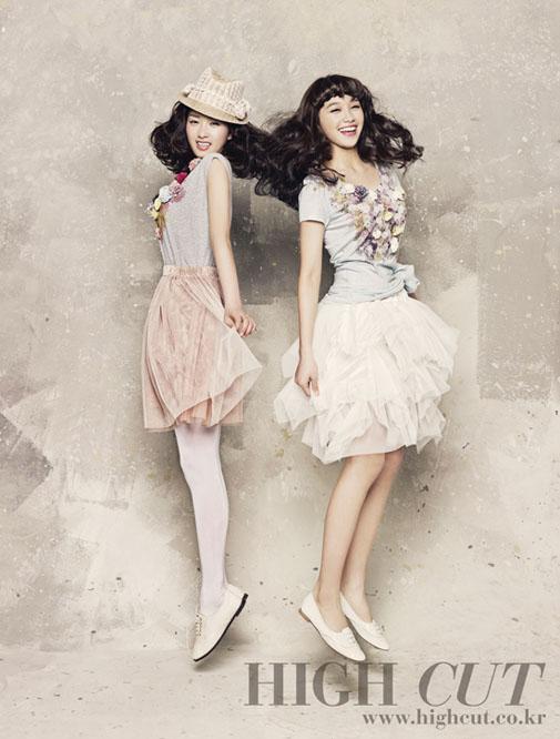 EunMi {EunJi & Bomi} 20110317_apink_highcut_2