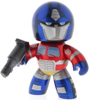 Optimus Prime,MightyMugs