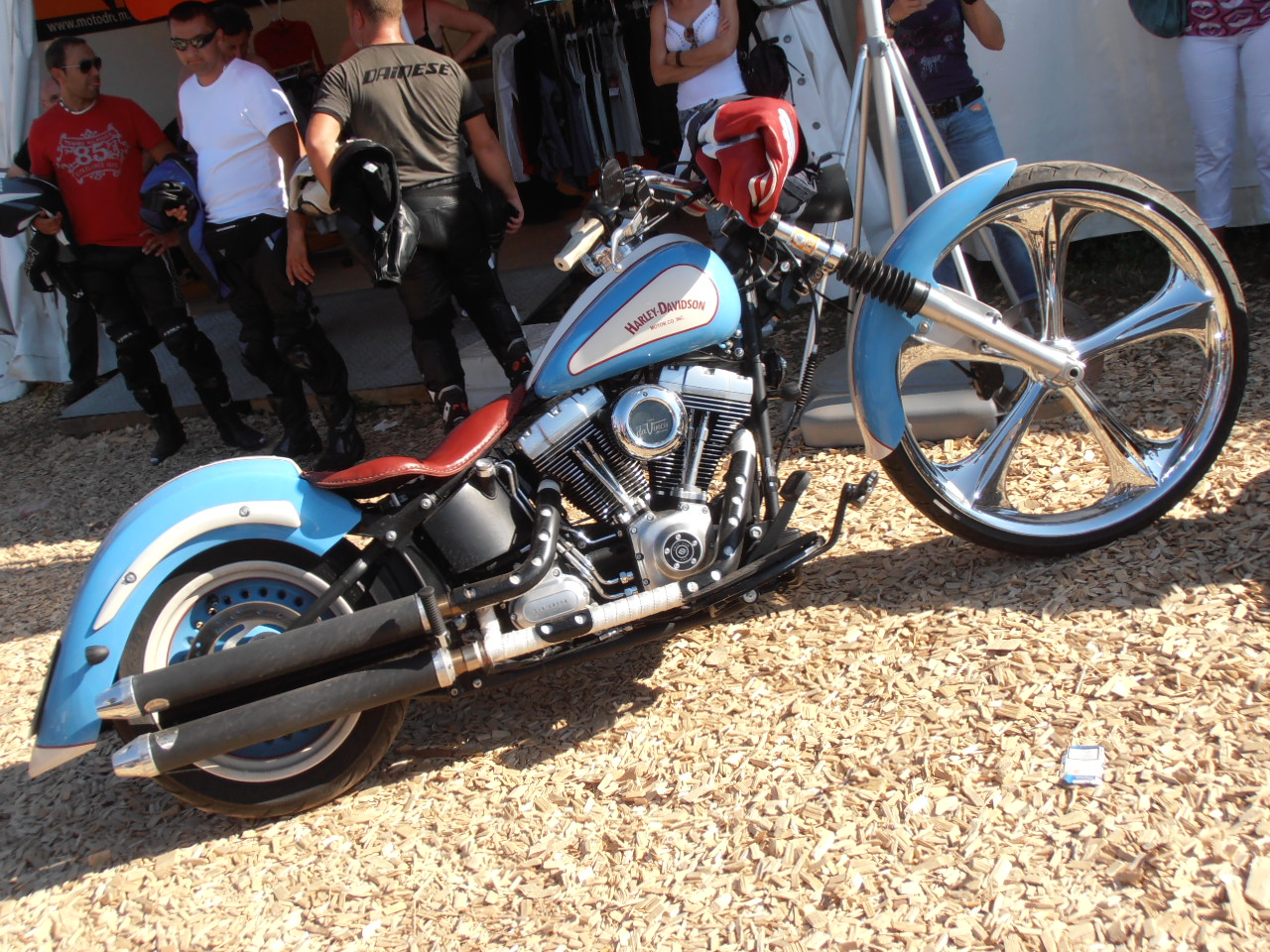 Custom Bagger 23' Wheels http://www.hdcf.fi/juttutupa/viewtopic.php?p=207378