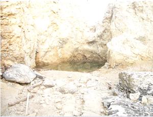 Fenómeno natural captado para el turismo de la Guajira