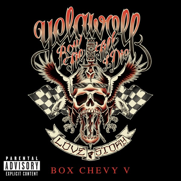 Yelawolf - Box Chevy V - Single  Cover