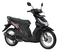 honda beat SW Hard Rock Black