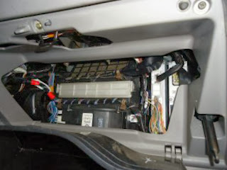 Cara Mengganti Filter Cabin Toyota Camry