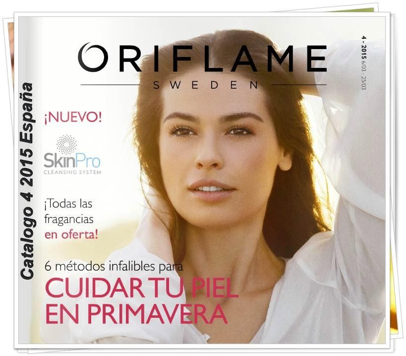 Oriflame Catalogo 4 2015