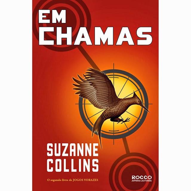 Em Chamas - Suzane Collins