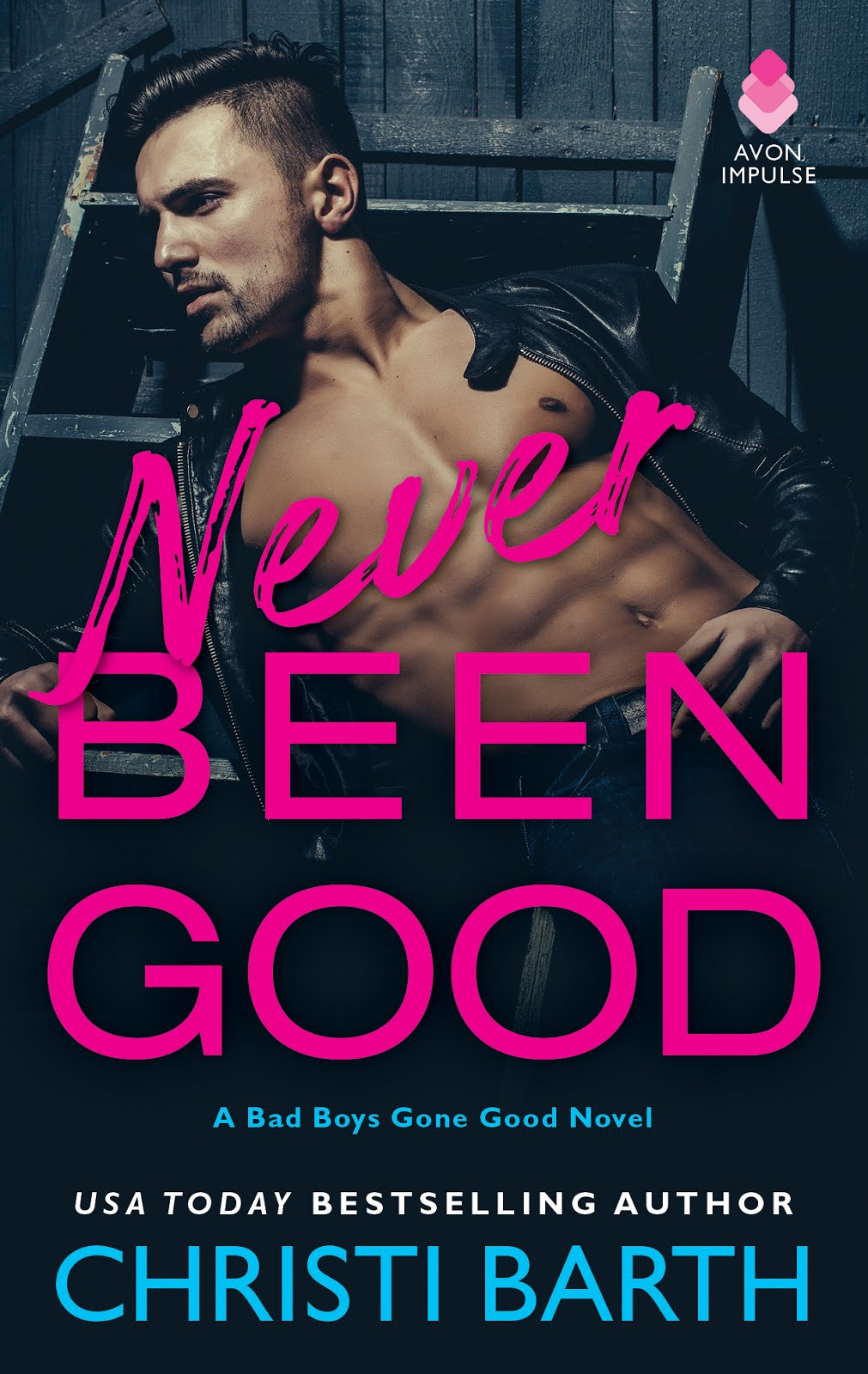 Book 2, Bad Boys Gone Good Series