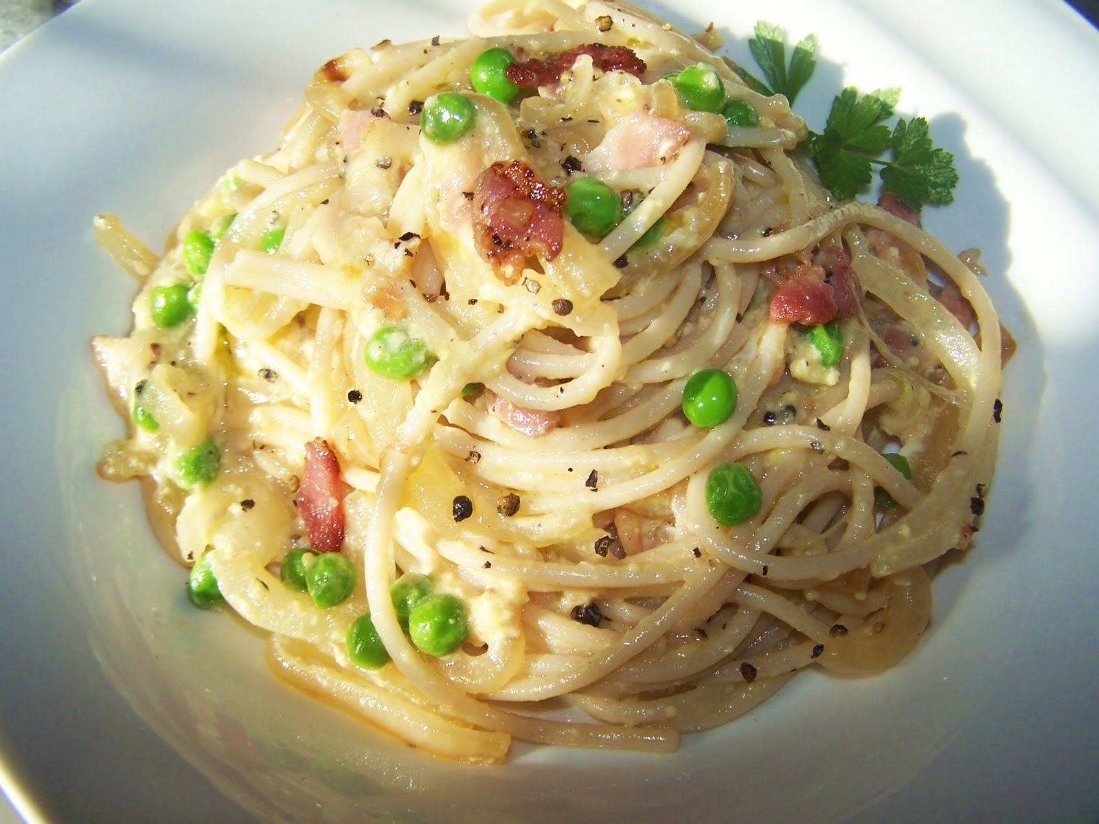 spaghetti alla carbonara spaghetti alla carbonara can be one of the ...