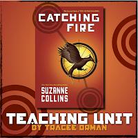 Catching Fire Novel Teaching Unit