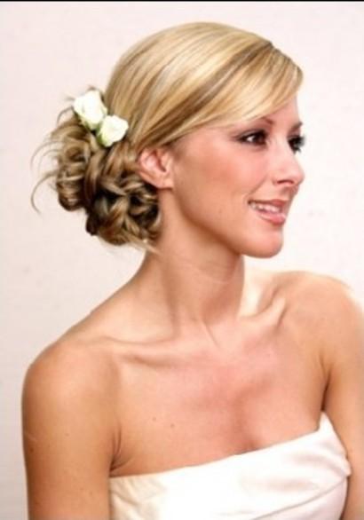 cool hairstyles bridesmaid