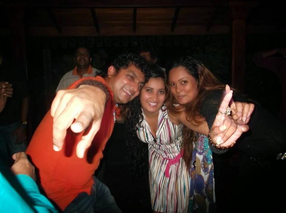 Man Asai Piyabanna Tele Drama pack up party