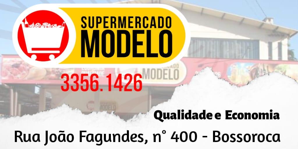Supermercado Modelo em Bossoroca
