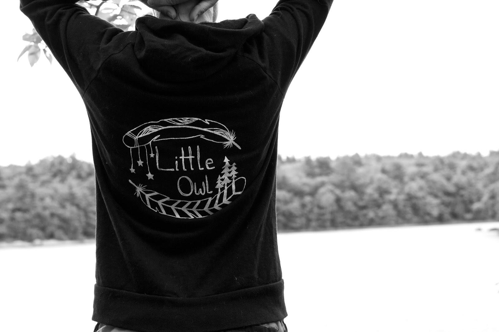 New logo, new hoodie!