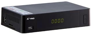 Atualizacao do receptor Freesatelital HD Duo X1 Trio V