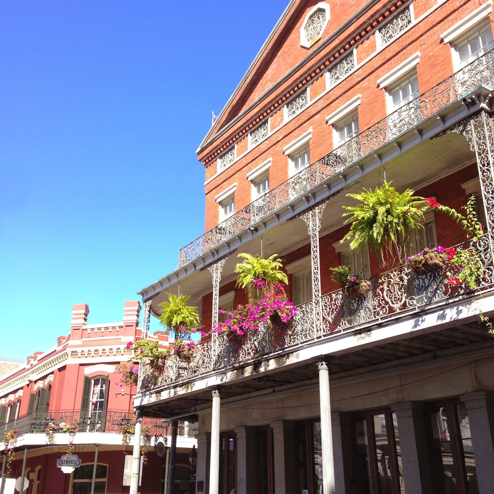 where to go in New Orleans, New Orleans Travel, French Quarter