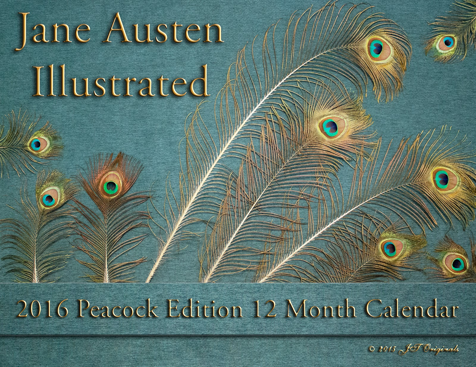 This Years Theme Is Jane Austen Illustrated 2016 Peacock Edition Calendar It Features Some Of The Illustrations By Hugh Thomson