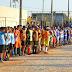 Governo de Guajeru dá início ao Campeonato de Futebol Society 2014