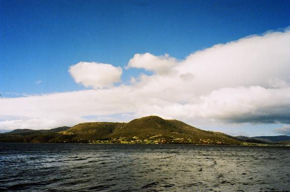 Hobart Tasmania nature scenery
