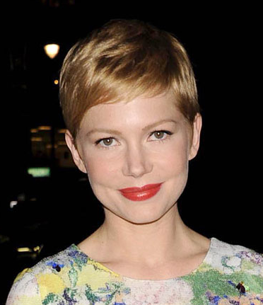 Fashiontent Jean Seberg Mia Carey Mulligan Michelle Williams Short Hair A Great Look For 2012
