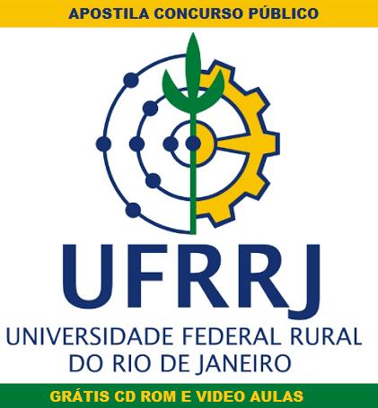 Apostila Concurso UFRRJ - Assistente de Alunos - Universidade Federal Rural (RJ)