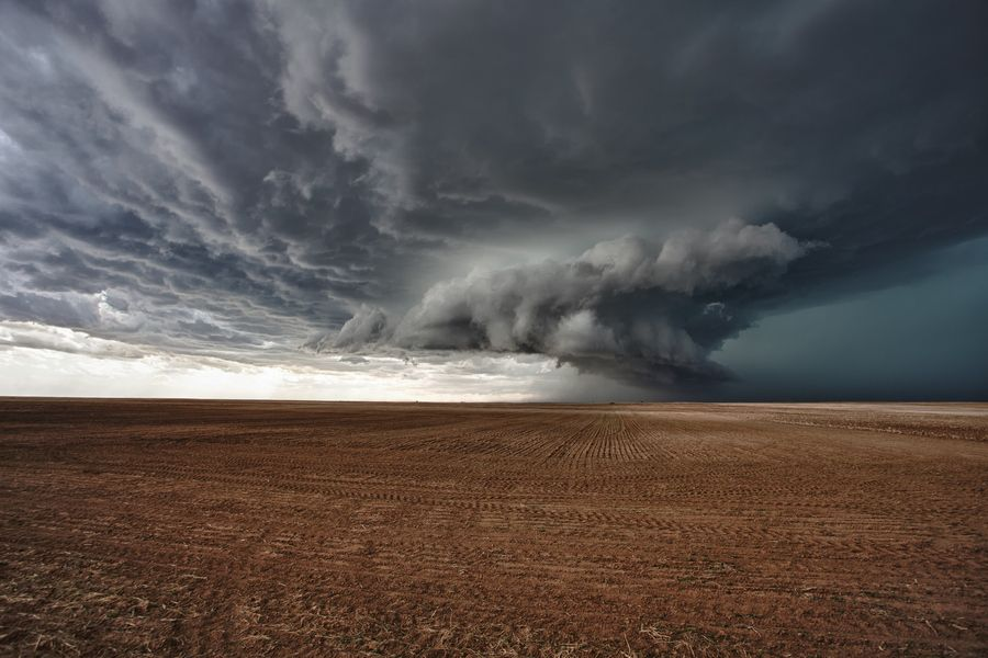 6. Colorado Supercell - HDR