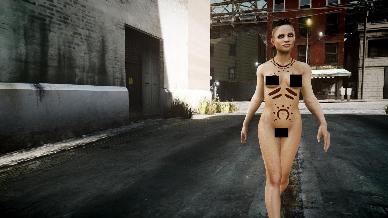 Nude mod para far cry adult pictures