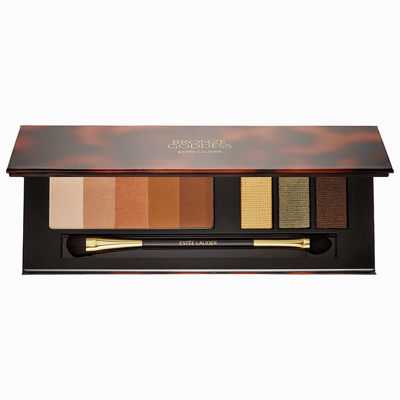 Estée Lauder: Bronze Goddess Shimmering Nudes Eyeshadow Palette
