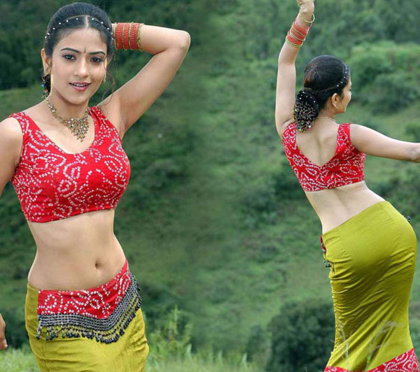 aditi sharma in blouse without saree hot images