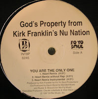 God's Property From Kirk Franklin's Nu Nation – Heart Remix (You Are The Only One) & Stomp (VLS) (1998)