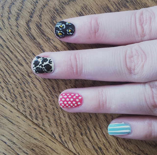 Top 3 Nail Art Designs For Beginners by Lucy Earnshaw