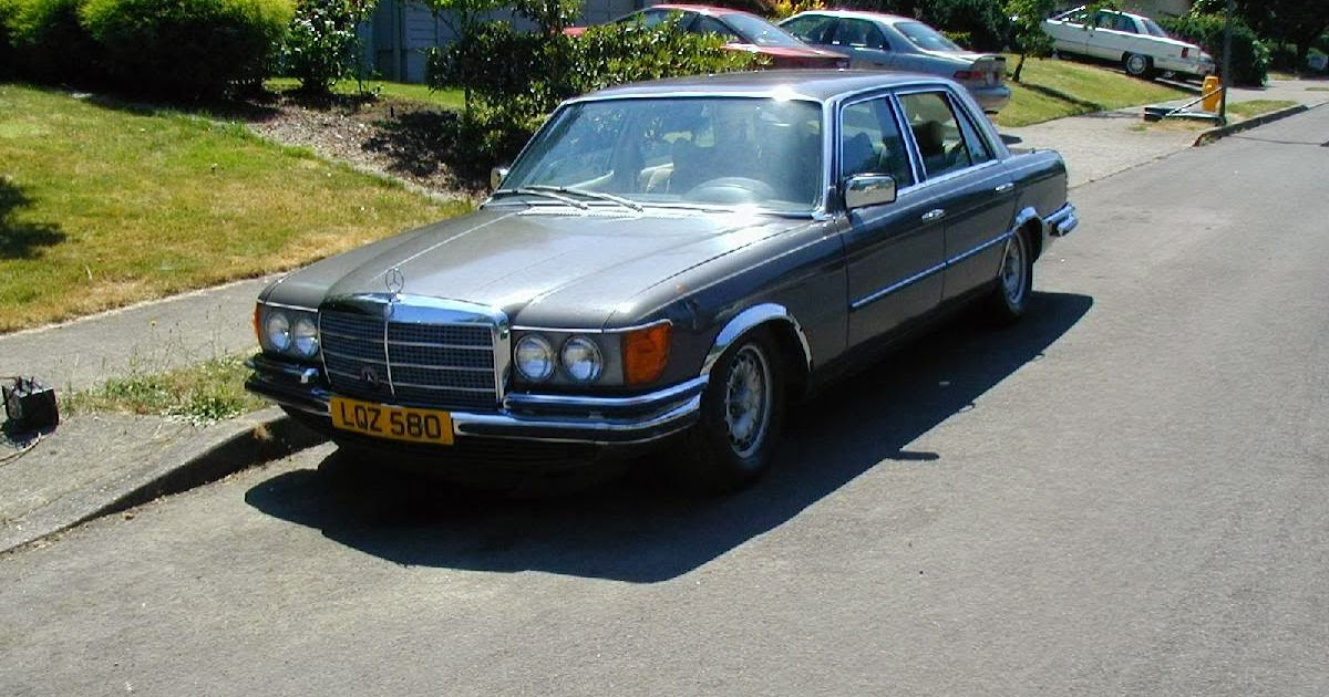 Cryptomechanica Automotive Ramblings 1977 Mercedes Benz