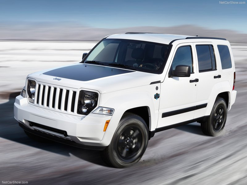 2012 Jeep Liberty Arctic Sport